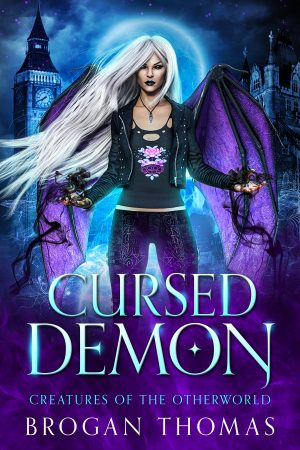 Cover for Cursed Demon