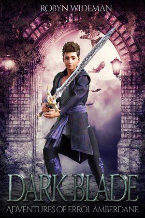 Cover for Dark Blade