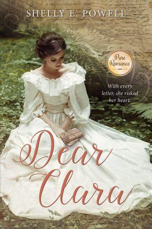 Cover for Dear Clara