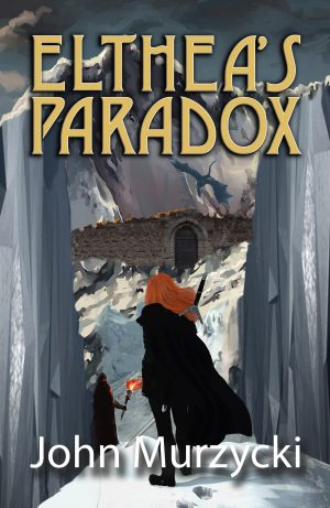 Cover for Elthea's Paradox