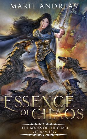 Cover for Essence of Chaos