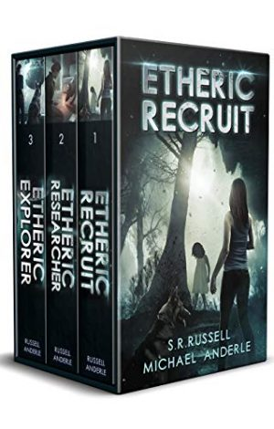 Cover for Etheric Adventures Boxed Set: Books 1-3
