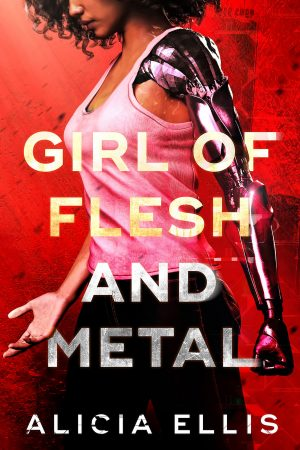 Cover for Girl of Flesh and Metal