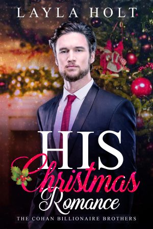 Cover for His Christmas Romance