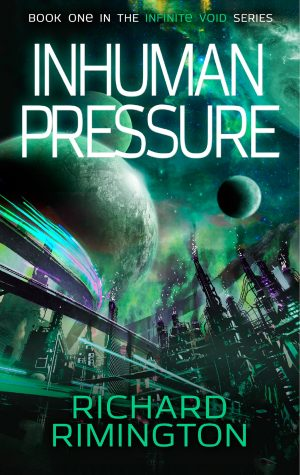 Cover for Inhuman Pressure