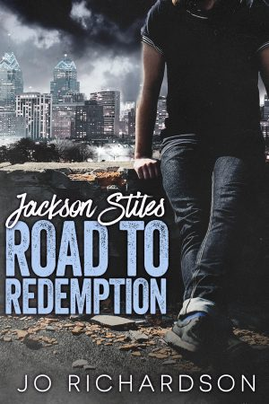 Cover for Jackson Stiles, Road to Redemption