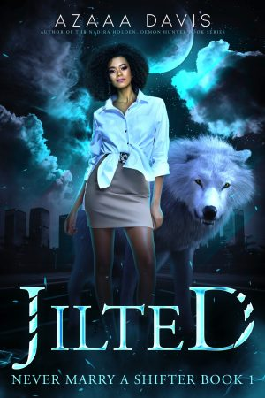 Cover for Jilted