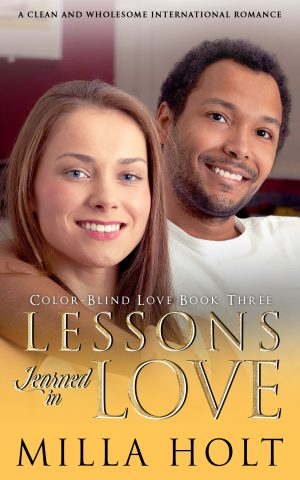 Cover for Lessons Learned in Love