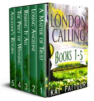 Cover for London Calling: The Complete Collection (Books 1 -5)