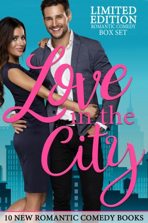 Cover for Love in the City