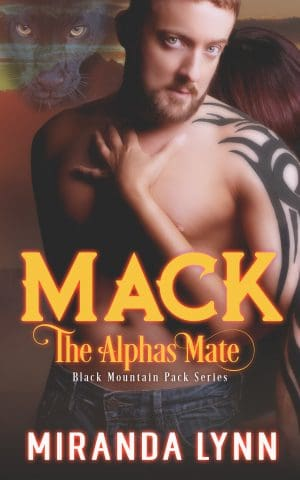 Cover for Mack: The Alpha's Mate