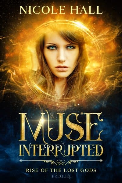 Cover for Muse Interrupted