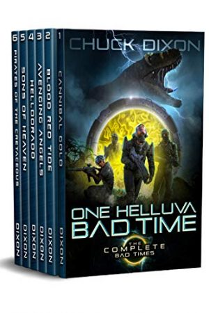 Cover for One Helluva Bad Time Boxed Set