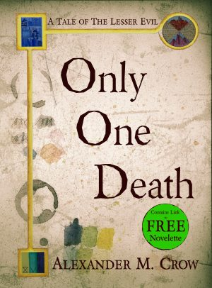 Cover for Only One Death