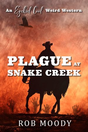 Cover for Plague at Snake Creek