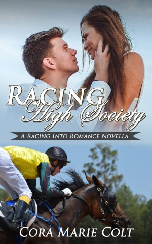 Cover for Racing High Society