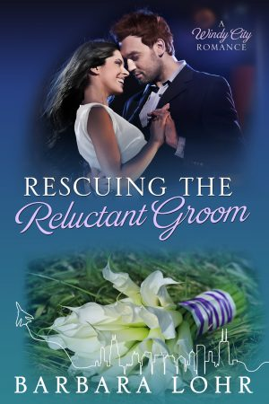 Cover for Rescuing the Reluctant Groom