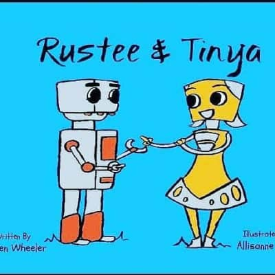 Cover for Rustee & Tinya