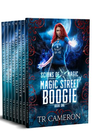Cover for Scions of Magic Complete Series Boxed Set