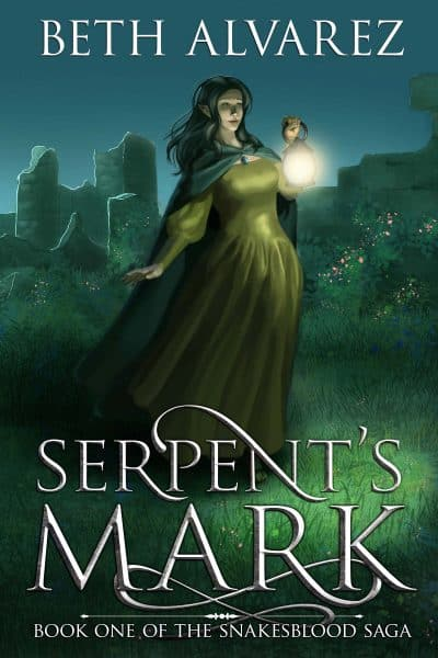 Cover for Serpent's Mark