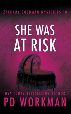 Cover for She Was at Risk