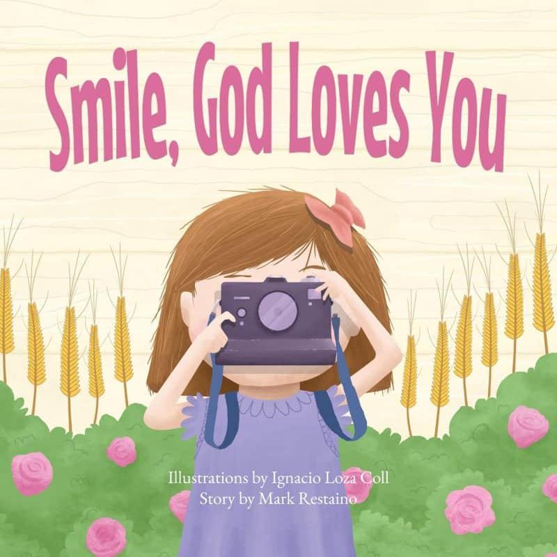 Cover for Smile, God Loves You