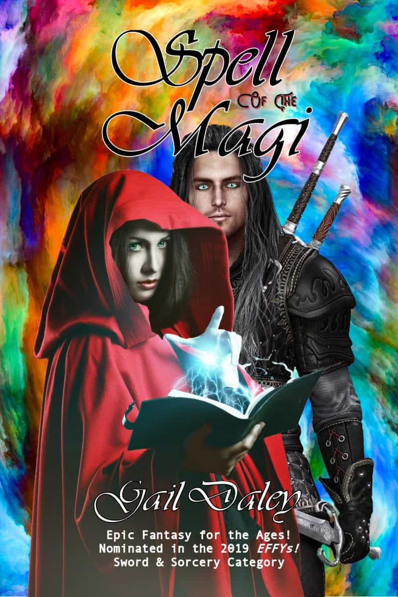 Cover for Spell of the Magi