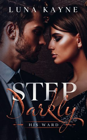 Cover for Step Darkly
