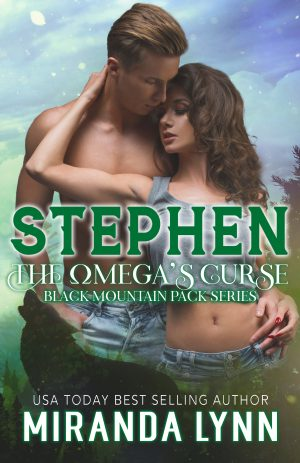 Cover for Stephen