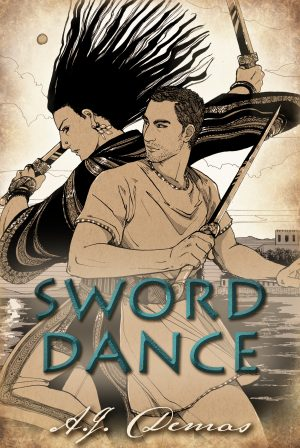 Cover for Sword Dance