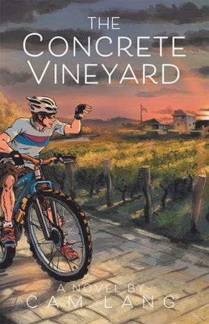 Cover for The Concrete Vineyard
