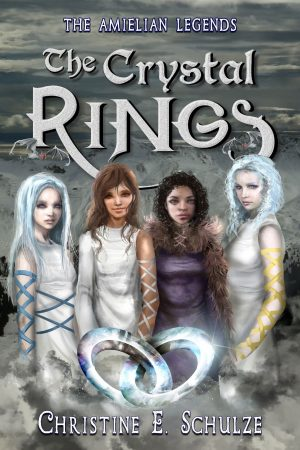Cover for The Crystal Rings
