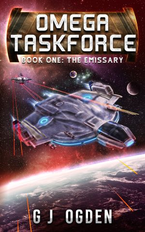 Cover for The Emissary
