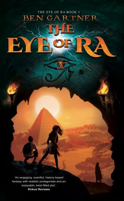 Cover for The Eye of Ra