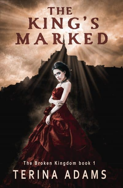 Cover for The King's Marked