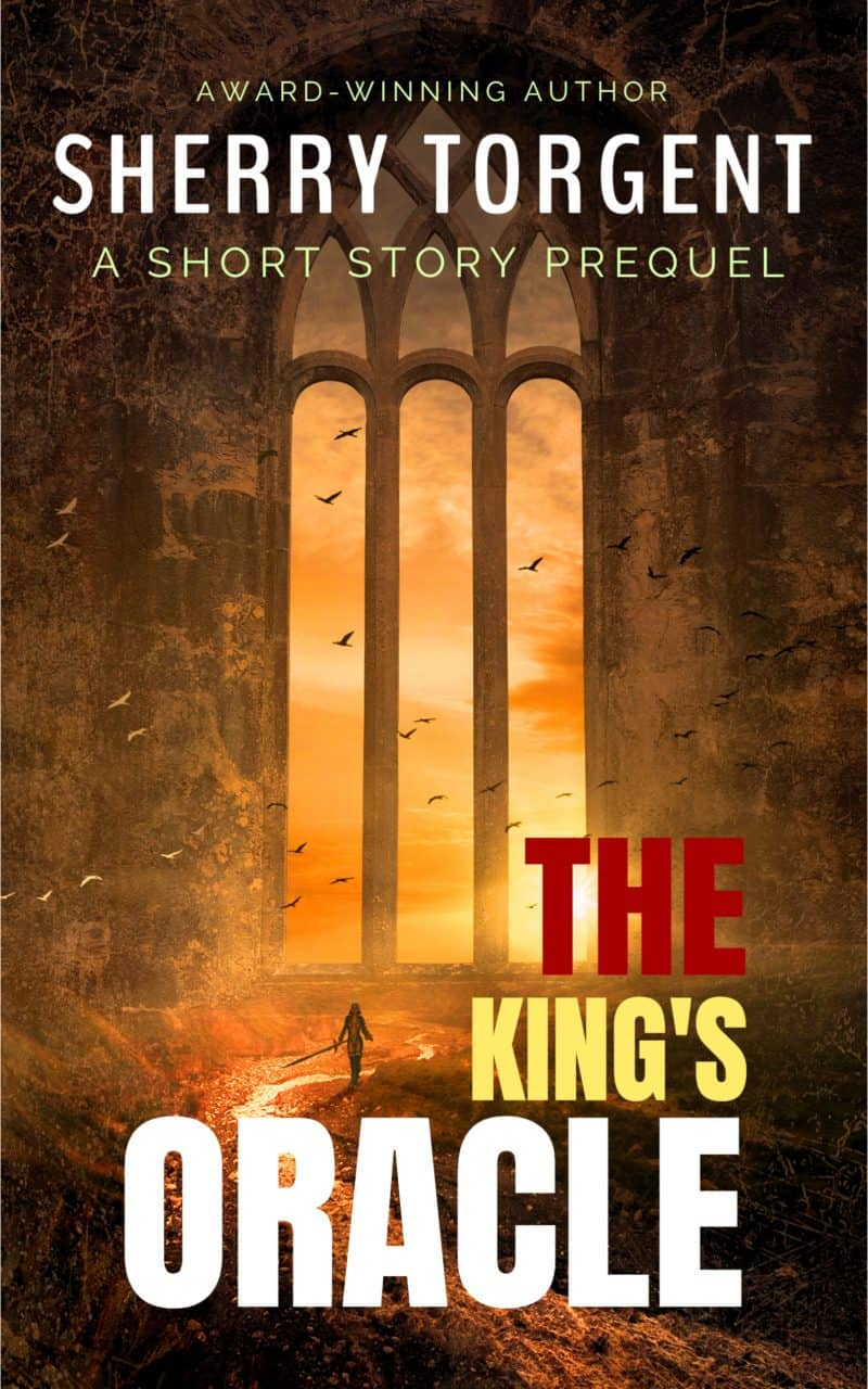 Cover for The King's Oracle: A Short Story Prequel