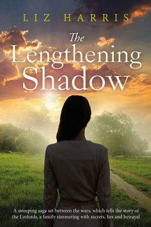Cover for The Lengthening Shadow