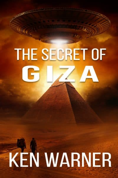 Cover for The Secret of Giza