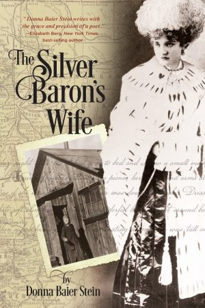 Cover for The Silver Baron's Wife