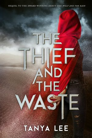 Cover for The Thief and the Waste