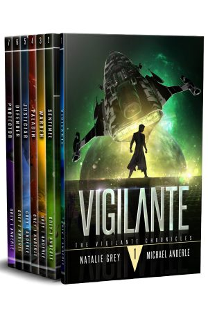 Cover for The Vigilante Chronicles Omnibus