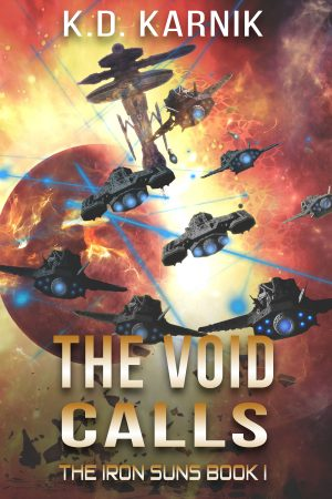 Cover for The Void Calls