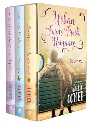 Cover for Urban Farm Fresh Romance Series 1-3