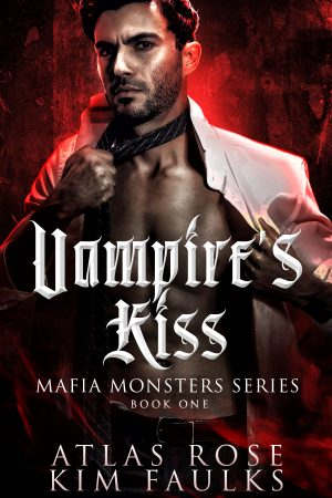 Cover for Vampire's Kiss