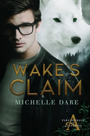 Cover for Wake's Claim