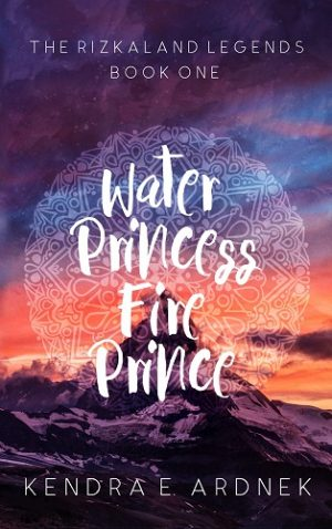 Cover for Water Princess, Fire Prince