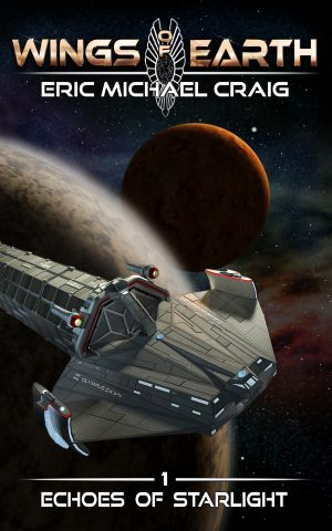 Cover for Echoes of Starlight