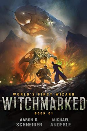 Cover for Witchmarked