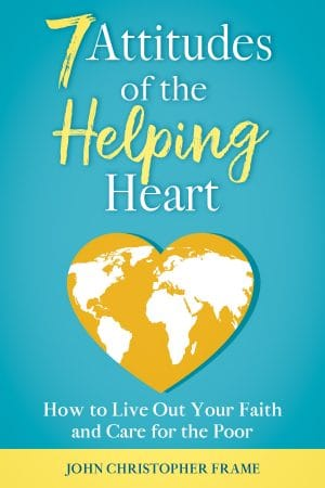 Cover for 7 Attitudes of the Helping Heart