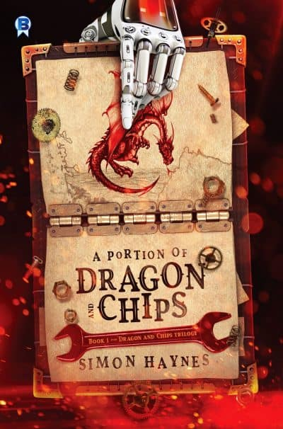 Cover for A Portion of Dragon and Chips